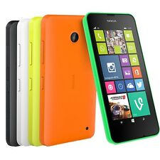 *Original Nokia* Back Battery Door Panel Case Housing Cover for Nokia Lumia 630