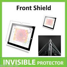 Microsoft Surface 3 INVISIBLE Screen Protector Shield - FRONT Military Grade