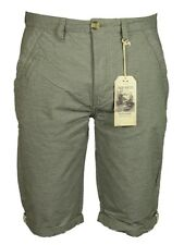MENS SUMMER SHORTS JACK SOUTH IN GREY COLOUR ALL SIZES 30 TO 38 RRP 29.99