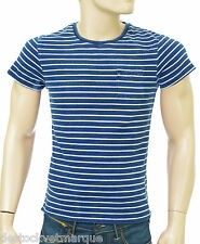 SCOTCH and SODA Tee shirt rayures slim fit  homme taille S