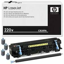 GENUINE HP HEWLETT PACKARD CB389A ORIGINAL MAINTENANCE KIT FOR LASERJET P SERIES
