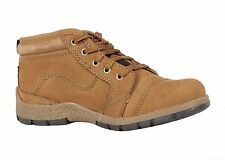 RED CHIEF BRANDED CASUAL SHOE IN CAMEL COLOUR NON POLISHABLE SHOE