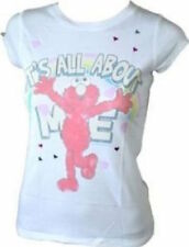 SESAME STREET (ELMO) - IT'S ALL ABOUT ME - OFFICIAL WOMENS T SHIRT