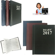 Martello 2017 Diary Planner Week to View New Pocket/Slim/A4/A5 Organiser Diaries