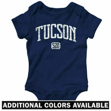 Tucson 520 One Piece - Arizona Wildcats Baby Infant Creeper Romper - NB to 24M