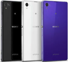 Sony Xperia Z2 Back Battery Door Rear  Glass Panel with Adhesive