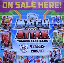 MATCH ATTAX 2015/16 100 HUNDRED CLUB - CHOOSE CECH, KOMPANY, HAZARD, KANE