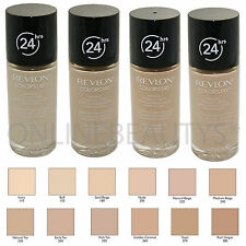 Revlon Colorstay 24 Hours Skin Foundation Makeup 30ml Choose Shade Colourstay
