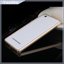 For Lenovo K3 Note/A7000 Dual Tone Bumper Aluminium Metal Bumper Case Cover