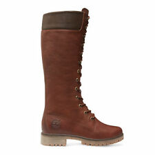 Timberland Women's 14-Inch Premium Lace Waterproof Boot Dark Brown Forty A12KJ
