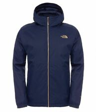 The North Face Men´s Quest Insulated Jacket Cosmic Blue / Moab Khaki