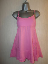BNWT Ladies 2 Piece Pink Pyjamas/Loungewear By Cherry Babies In Sizes S + M
