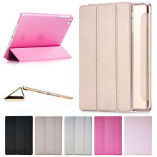 New Smart Stand Magnetic Leather Case Back Cover for Apple iPad Air 2 / Mini 4