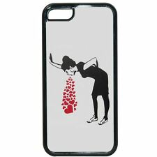 Lovesick Banksy Case for Iphone 4,5,5c,6 Samsung Galaxy S3,4,5,6 HTC ONE