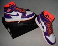 Nike Air Jordan 1 Retro Hight BG CRT Purple Gr. 36 37 38 39 40  Neu 705300 507