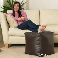 DAYORG Puffy Bean Bag Cover - Bean Bag Chair - This is Cover Only