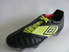 Umbro Geometra Pro A SG Leather Football Boots Size 6  NEW BOXED