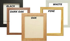 A1/A2/A3/A4 PICTURE FRAME PHOTO FRAME POSTER FRAME WOOD WOODEN EFFECT