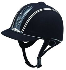 Harry Hall Legend Crystal Plus PAS015 Childs Horse Riding Hat 50-55cm