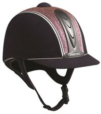 Harry Hall Cosmos Ultimate DIAMANTE PAS015 Adults Horse Riding Hat 56cm-60cm