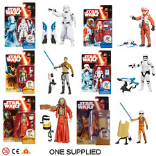 Star Wars The Force Awakens Snow & Desert Mission Assorted Action Figures 4+Yrs