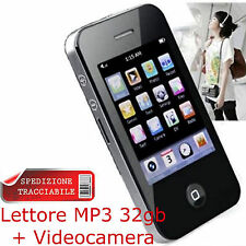 "2.8"" i9 32gb Style mp3 mp4 mp5 Player reader make photo/video smartphone pc"