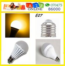 WarmWhite LED Lamp With E27/B22-Base 5/7/9/12/15W Energy Saving
