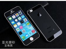 Matte Finish Tempered Glass F&B Screen Protector for Apple iPhone 5 5S