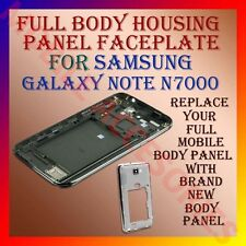 ACM-HIGH QUALITY FULL BODY HOUSING PANEL FACEPLATE FASCIA SAMSUNG NOTE N7000 NEW