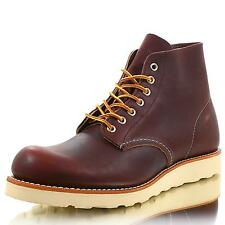 RED WING 8196 Heritage Round Toe Briar Oil Slick