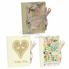 LUXURY HARD-BACKED WEDDING PLANNER BOOK /DIARY/ORGANISER/JOURNAL-ENGAGEMENT GIFT