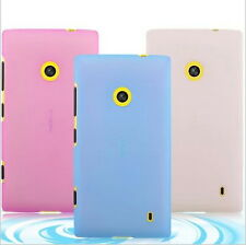 Microsoft / Nokia Lumia 520 Silicon Soft Back Case Cover