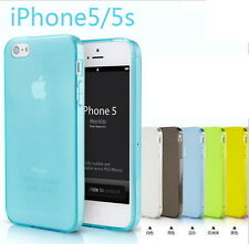 Apple iPhone 5 / iPhone 5s Silicon Soft Back Case Cover