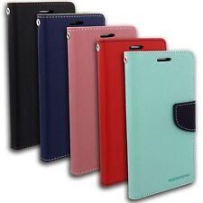 New Mercury Diary Wallet Flip Cover Case For Micromax Canvas Juice 2 AQ5001