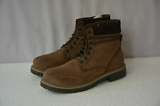 Authentic Polo Club Men's Brown Boots Export Surplus UK6-10 Export Surplus