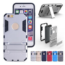 New Robot Hybrid Tough Armor Kickstand Back Case for Apple iPhone 6 6s