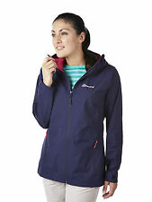 Berghaus Stormcloud mujer chaqueta impermeable 21199/R18 Noche Azul NUEVO