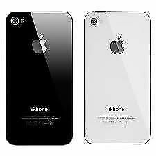 100% Brand New Back Battery door cover Panel For Apple iphone 4/4S