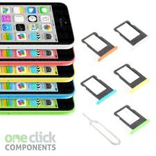 Replacement Apple iPhone 5C Nano Sim Card Tray Holder + Eject Pin | All Colours