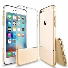 USAMS TPU Cushion & Aluminum Alloy Back case for iPhone 6 / 6S (4.7 inch)