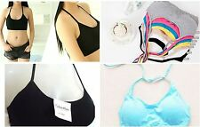 Imported Removable Pad  Halter Neck bra Yoga Wear Bra Sports Bra (Size 30-34)
