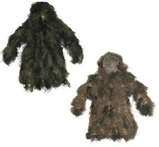 Traje ghillie Paintball camuflaje Bundeswehr Suit de