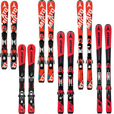 Atomic Redster JR Kinder-Ski inkl. Bindung XTE Junior Skiset Piste Race Rocker
