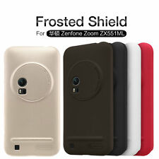 Original Nillkin Super Frosted Shield Hard Back Case Cover for Asus Zenfone Zoom