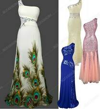 New FashionSexy Various Pattern  Long Formal Wedding Maxi Party dress Size:6-20