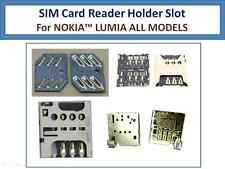 100% BRAND NEW SIM CARD READER SLOT MODULE FOR NOKIA™ LUMIA ALL MODELS