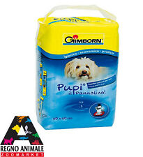 Tappetini assorbenti traversine per cani GIMBORN PUPI training pads for dogs