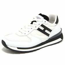 2433N sneaker HOGAN REBEL scarpe uomo shoes men bianco