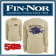 Fin-Nor finnor long sleeved t-shirt Half Price  RRP £25.99