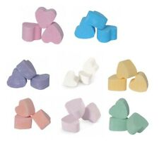40 Heart Mini Bath Bombs - wedding favour / baby shower / birthday gifts